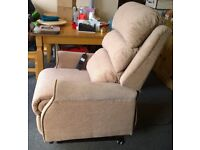 Kingsley Rise and Recliner Chair - 2 months old, cost £550