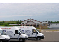 Nationwide collection and delivery service throughtout the uk