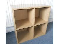 Cube Shelf Unit, Bookcase, Storage