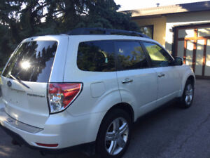2010 Subaru Forester X Limited w/Multimedia Option Wagon