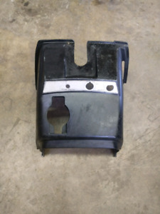 Yamaha enticer 300/340 gas tank cover