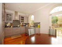 Frederick Square - A stunning three bedroom two bathroom house with private garden and parking
