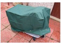 Motorized Wheelchair Cover