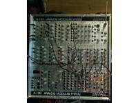 Doepfer A100-9 Modular Synthesizer