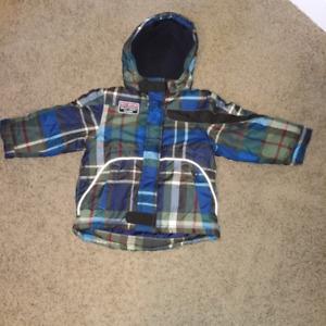 Mexx toddler boy's Winter Coat - size 24-30 months