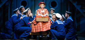 Buy tickets for H.M.S Pinafore.