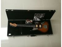 Fender Kurt Cobain Road Worn Jaguar (Rare)
