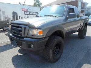 FORD RANGER FX4 OFF ROAD 2007 ( AIR CLIMATISÉ, LIFT KIT )