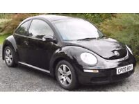 2009 VW Beetle luna 1.6, fsh, 51 k miles, very good condition, drives like new