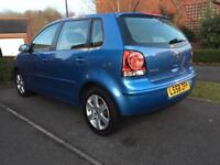 VW POLO AUTOMATIC 1.4 petrol