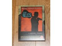 Blues DVDs and CDs in Storage wallet