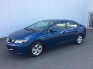 2013 Honda Civic Sdn LX