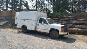 1 Ton Chevy Service Truck