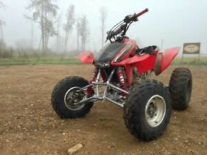 Wanted: TRX450
