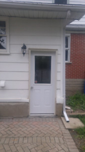 Basement Apartment All Inclusive. 2 story garage included