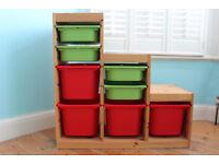Toy Storage Organiser