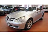 2006 MERCEDES BENZ SLK SLK 280 Tip Auto Full Leather Electric Hardtop