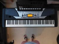 Yamaha PSR-GX-76 Keyboard and Stand