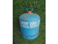 Camping Gas 907 2.75kg gas bottle. EMPTY, £10