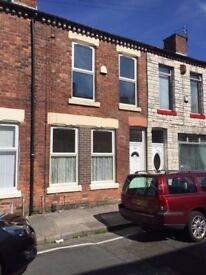 2 BEDROOM Terraced house- Available- Clarendon Road, Anfield- DSS Accepted