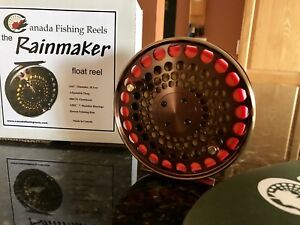 Rainmaker float reel