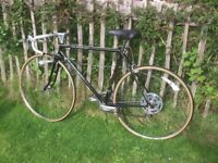 Raleigh Pursuit road bike