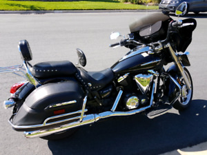 2009 Yamaha VStar 950 touring for sale