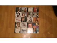 JOB LOT OF 90 CD's various genre including Rock, pop, soundtrack, female vocal
