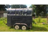WANTED RICE HUNTER TRAILER BACK DOORS AND RAMP