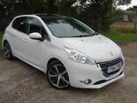 2014 Peugeot 208 1.6 e-HDi 115 Feline 5 door [Sat Nav] Diesel Hatchback