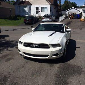 Mustang 2011 décapotable