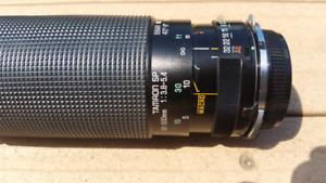 Tamron 60-300mm f3.8-5.4 lens