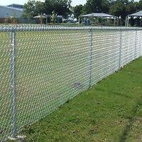 Chainlink Fence supply/installation. (Affordable pricing)