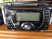 Jvc car stereo Bluetooth wireless phone and audio connectivity