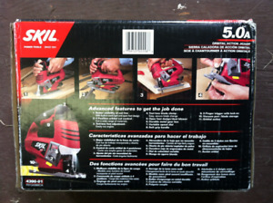 SKIL Orbital Action Jigsaw 5.0A