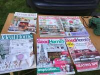 Home and house magazines