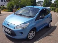 URGENT SALE & CHEAP - Blue Ford Ka