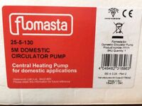 Central Heating pump 5m Flomasta