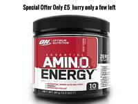 Optimum Nutrition Amino Energy Fruit Fusion 90g