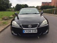 2008 08 LEXUS IS220D / 1 PREVIOUS OWNER