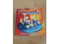 Connect 4 Advanced 3D Board Game