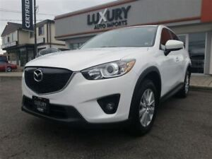 2014 Mazda CX-5 GS-ROOF-CAMERA-BLINDSPOT-ONLY 45 k
