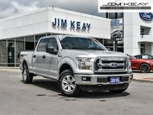2015 Ford F-150 XLT   - Bluetooth -  SiriusXM - $120.86 /Week