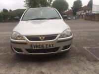 2006 Vauxhall Corsa 1.2 SXI 16v