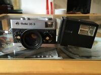 The Rollei 35S Classic : A collectors must have!