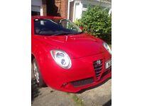 Low mileage Alfa Romeo Mito