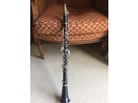 Boosey & Hawkes Regent Clarinet, good condition £65