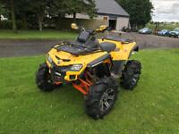 Can am outlander 800R