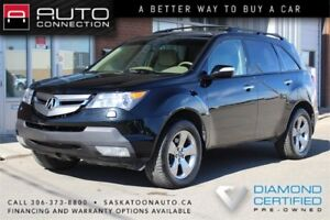 2009 Acura MDX ELITE AWD ** TOP OF THE LINE ** LOW KM **