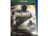 Xbox One Call of Duty Infinate Warfare
